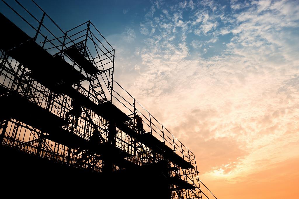 【施工実績を更新】足場施工のお役立ち情報をご紹介!