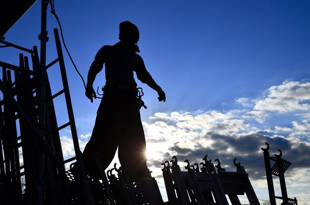 足場工事や足場組立の仕事のやりがい